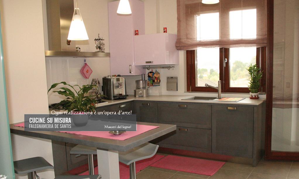 Falegnameria de santis cucine su misura